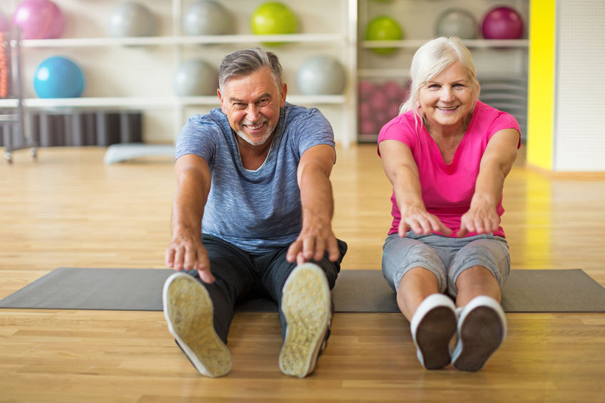 Functional movement in aging adults